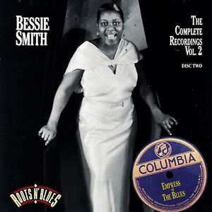 BESSIE-SMITH-The-Complete-Recordings-Vol-2-Disc-Two-Columbia-Legacy-CD