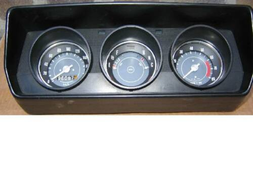 GB Austin Rover Mini Chrome gauge rings Chromes