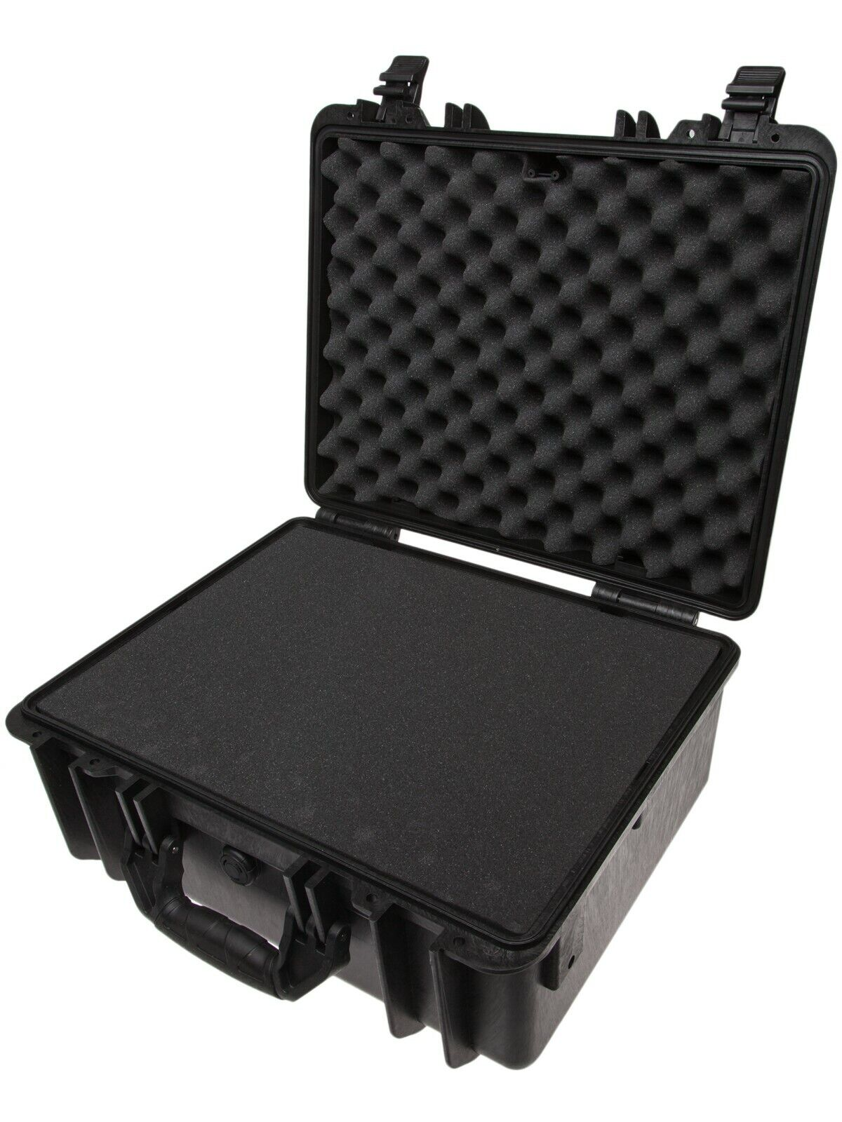 Durable Camera Hard Flight Carry Case With Foam (47.9 x 41.5 x 21.7 cm)(No.2862)