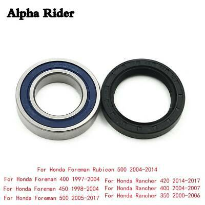 Left Rear Axle Wheel Hub Bearing Fits Honda Foreman 400 450 500 91055-HA0-681