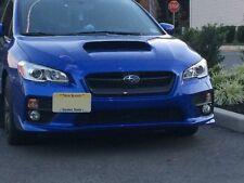 Bumper Tow Hook License Plate Mount Bracket For Subaru BRZ WRX STI