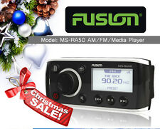Fusion MS-RA50 Marine Stereo AM/FM/iPod/iPhone Receiver Player w/ AUX input