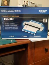 Brother Ds Mobile Ds 620 Portable Scanner For Sale Online Ebay