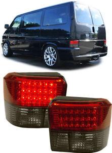 LED Rückleuchten rot schwarz für VW Bus T4 90-03