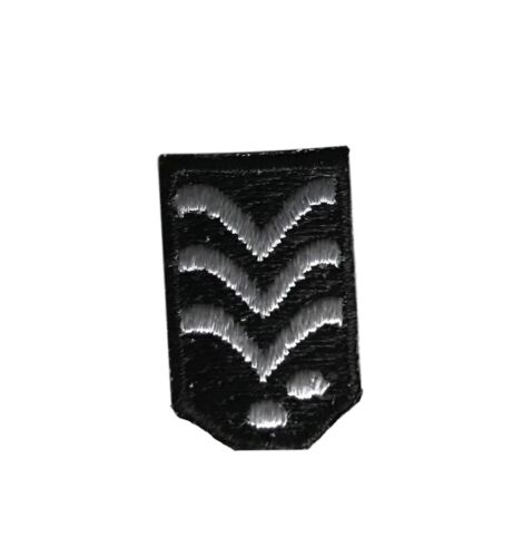 Star Trek DS9 Chief Petty Officer Collar Iron On Patch Costume Cosplay Uniform