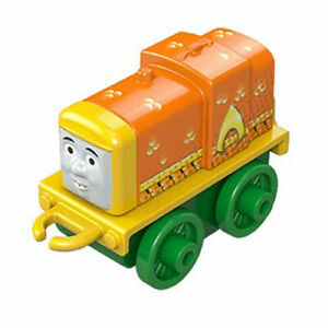 Thomas-amp-Friends-Minis-AQUAMAN-SALTY-Train-Engine-Fisher-Price-NEW-LOOSE