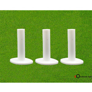Rubber-Tee-Golf-Holder-3-Pack-Various-Heights-Driving-Range-Mat-Tees-Accessories