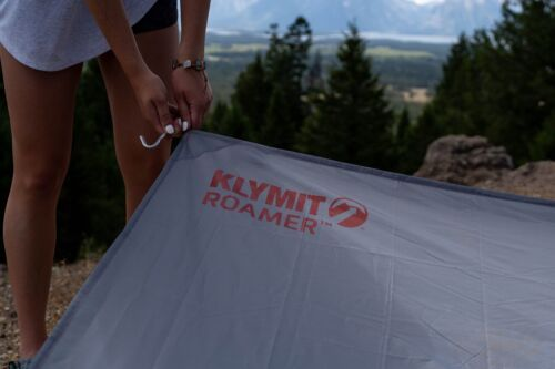 BRAND NEW KLYMIT Roamer THROW TARP