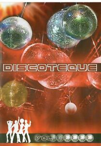 Discoteque-DVD-Vol-1-Brand-New-Sealed-Tavares-Vilge-People-Diana-Ross
