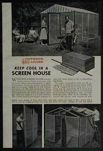 how to build a wooden window screen frame