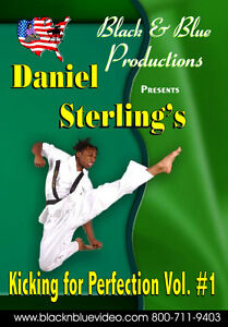 Daniel-Sterling-039-s-Kicking-for-Perfection-Volume-1-Instructional-DVD