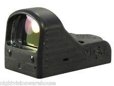 EOTech MRD-000-A1 Mini Red Dot Sight MRDS ACOG Weapon Mil-Spec Sight Scope Black