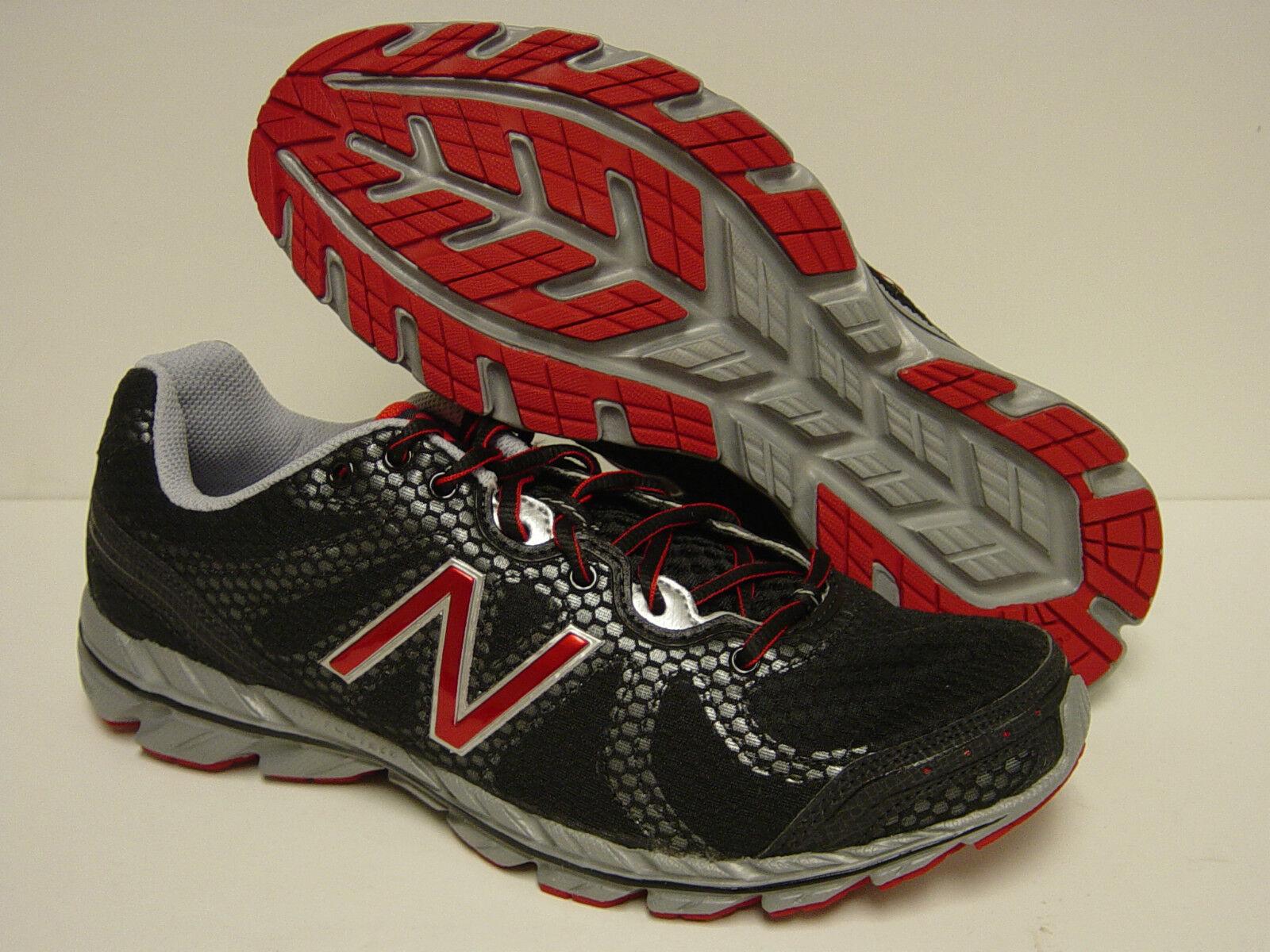 New Hombre New Balance 590 Corriendo BS2 negro plata rojo Corriendo 590 Zapatillas Zapatos baf2cd