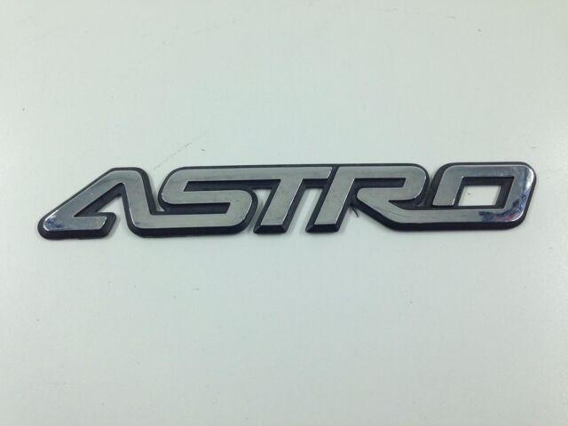 1996 2005 Chevy Astro Emblem OEM 15724741 eBay