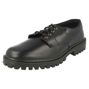 Grosby Lacets 19058 Cuir Chaussure En Mens qpHTnqU
