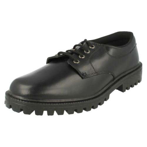Mens Cuir 19058 Chaussure Grosby En Lacets qxanzA
