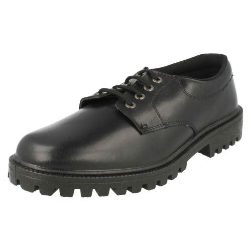 Lacets 19058 Chaussure En Grosby Mens Cuir F6Unw