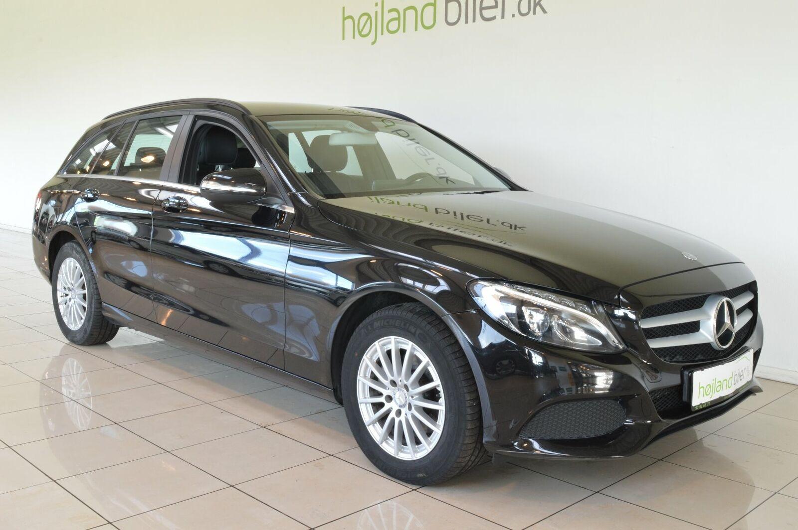 Mercedes C200 1,6 BlueTEC stc. aut. 5d - 209.900 kr.