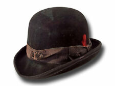 MELONE HUT OLD WESTERN ANTIQUE BOWLER HAT