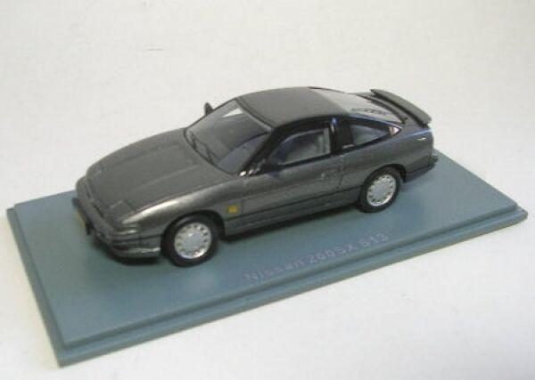Nissan 200SX S13 (grey (grey (grey metallic) 1991 9470fb