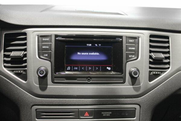 VW Golf Sportsvan 1,4 TSi 125 Comfortline BMT - billede 5