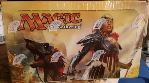 Magic of the Gathering Sealed Booster Box ENGLISH MTG Rivals of Ixalan