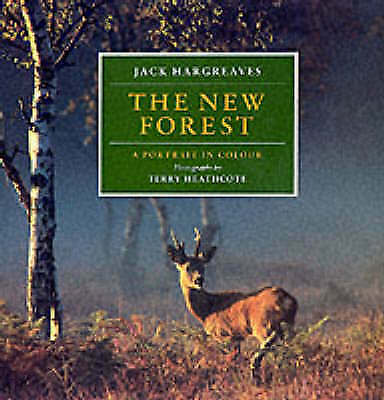 The New Forest: A Portrait in Colour-ExLibrary