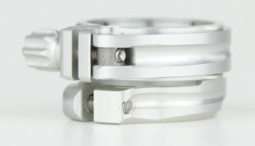 "silver gloss fits Bob Long Nummech Unilock /""no-rise/"" feedneck Field-One"