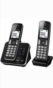 Panasonic Digital Cordless Answer Phone KX-TGD323 Nuisance ...