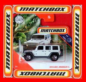 MATCHBOX-2020-2018-JEEP-WRANGLER-JL-64-100-NEU-amp-OVP