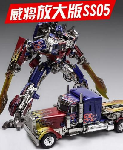 Hot Transformers WeiJiang Oversized SS05 Optimus Prime MISB BOY GIFT in stock