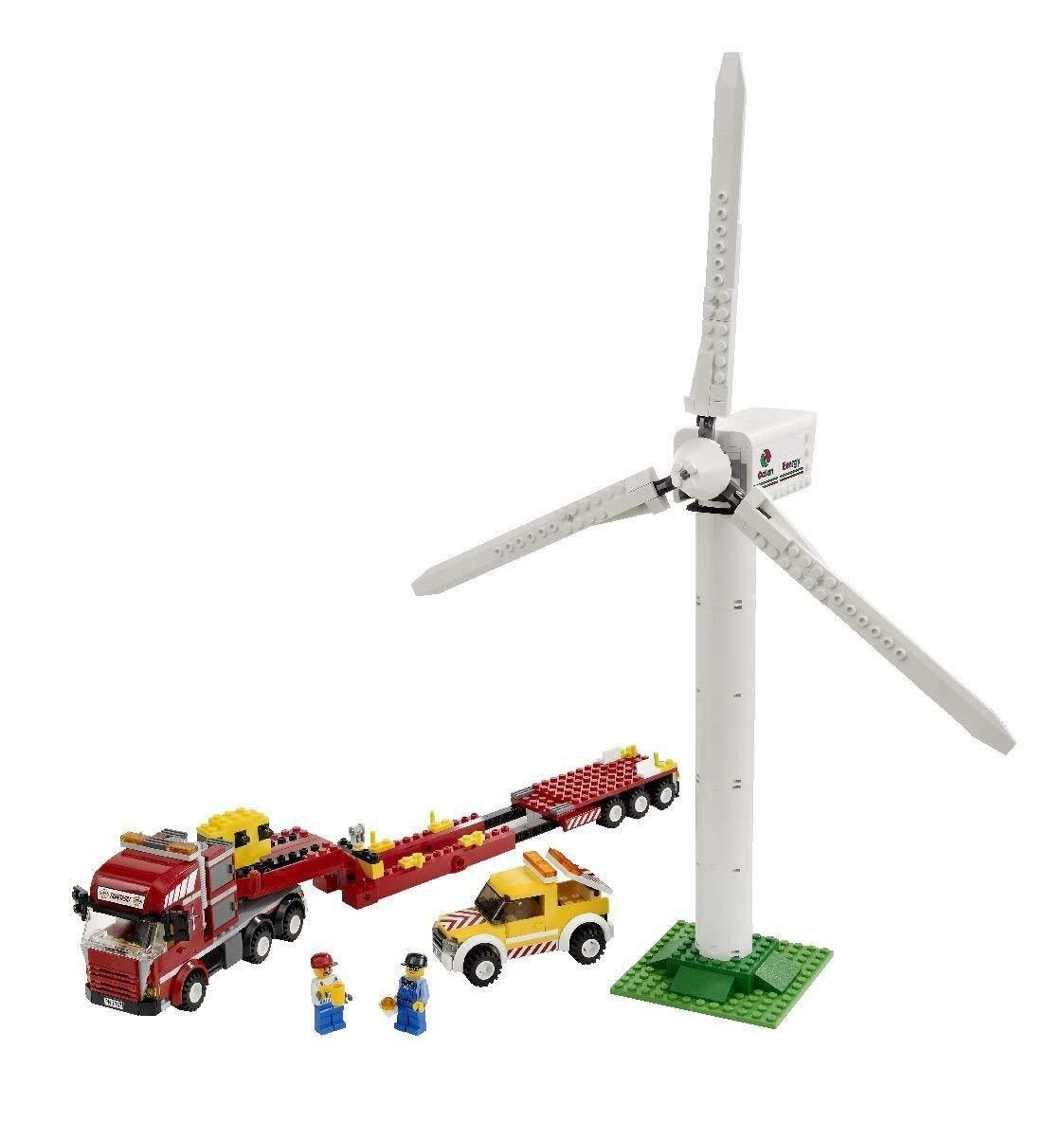 LEGO 7747 7747 7747 Wind Turbine Transport - retired 763dd4