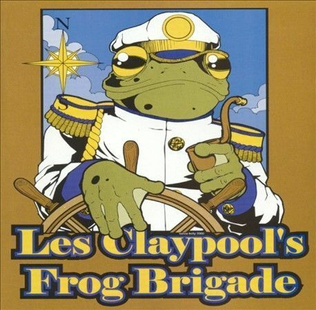 Colonel Les Claypool's Fearless , Live Frogs: Set 2, Excellent Live