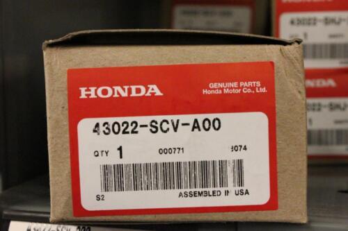 2003-2011 Honda Element New Rear Brake Pads Factory//OEM 43022-SCV-A00 BRAND NEW!