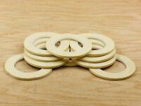 10 .25 1/4 Cream Edge Pin Striping Craft Painters Masking Edging Tape 180' 60yd