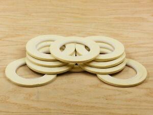 """10 .25 1/4"""" Cream Edge Pin Striping Craft Painters Masking Edging Tape 180' 60yd"""