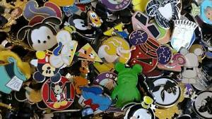 Pixar/Disney/W<wbr/>DW AUTHENTIC Trade Pins YOU CHOOSE YOUR LOT SIZE 1 TO ? $1.03 EACH