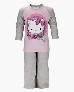 PYJAMA-MANCHE-LONGUE-PANTALON-LONG-HELLO-KITTY-CHARMMY-ENFANT-FILLE-6-ANS-6ANS