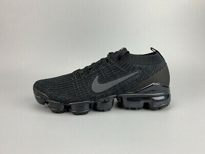 new styles 49ae1 4dbb8 Nike Air VaporMax Flyknit 3.0 2019 Men's Running Shoes Sneakers Trainers  Black | eBay