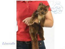 Cuddly Pine Marten Plush Soft Toy by Hansa. 4693