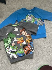 Toy-Story-Jumper-s-Disney-Store-4-5-Years-5-Years-1-Primark-Sweatshirt-Bundle