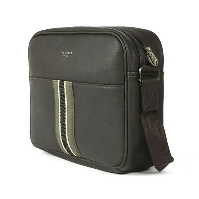 Ted Baker Nicita Messenger Bag in Black