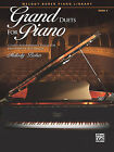 Grand Duets for Piano, Bk 4: 6 Early Intermediate Pieces for One Piano, Four Hands by Alfred Publishing Co., Inc. (Paperback / softback, 2010)