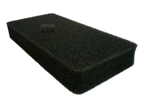 2x Org FILTRO Foam Schiuma Filtro 28x14x2 cm Asciugatrice pompe di calore Asciugatrice GORENJE
