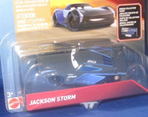 Nfrp Disney Pixar Cars 3 Jackson Sturm Auto Florida 500 Bonus Sammler Karte Film- & TV-Spielzeug
