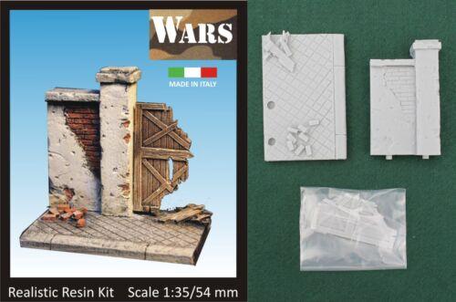 WARS Base con la pared kit 1//35-54 mm