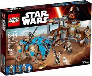NEW LEGO STAR WARS ENCOUNTER ON JAKKU SET 75148 SEALED