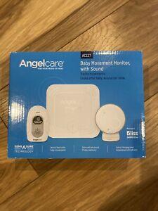 Baby Movement Monitor & Sound Angelcare BNIB AC127