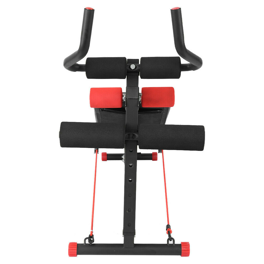 Adjustable Sit up Bench Crunch Board Abdominal Fitness Home Gym Exercise Trainer