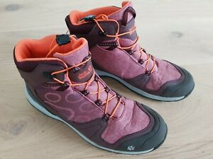 Details about Jack Wolfskin Texapore grivla Mid Hiking Shoes WomensGirls US 6.5, EU 39 show original title